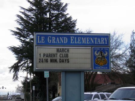 Le Grand Elementary School